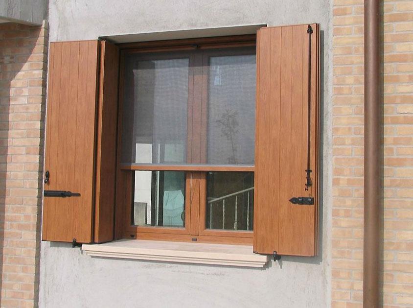 Incontro posa in opera dei serramenti e nuovi criteri - Finestre in legno gia pronte ...