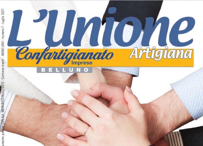 L'Unione Artigiana di luglio è online