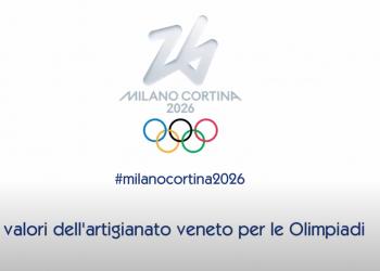 I valori dell'artigianato Veneto per le Olimpiadi Invernali – Falegnameria Osta Giorgio