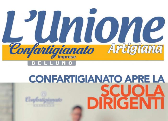 L'Unione Artigiana di settembre 2021 è online
